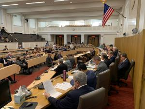State Officials Hold Annual Revenue Consensus Hearing